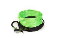 1/4 inch x 50 Foot Green Winch Lines by VooDoo Offroad