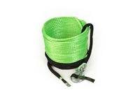 3/8 inch x 80 Foot Green Winch Line by VooDoo Offroad