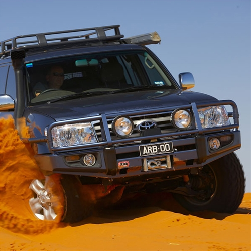 ARB Land Cruiser 100 Series ARB Deluxe Bar Bumper