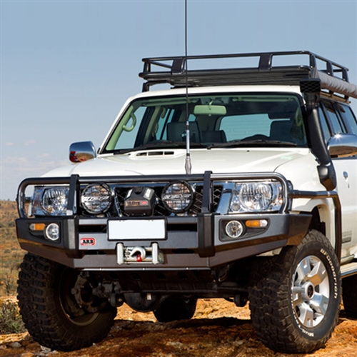 ARB Deluxe Bar Winch Bumper Nissan