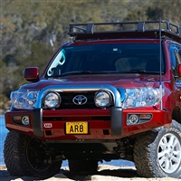 ARB Land Cruiser 100 Series LX470 ARB Sahara Bar Bumper