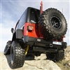 ARB Rear Tire Carrier For Jeep Wrangler TJ