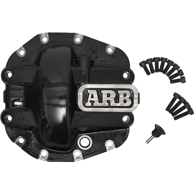 M210 ARB Nodular Iron Differential Cover - Black
