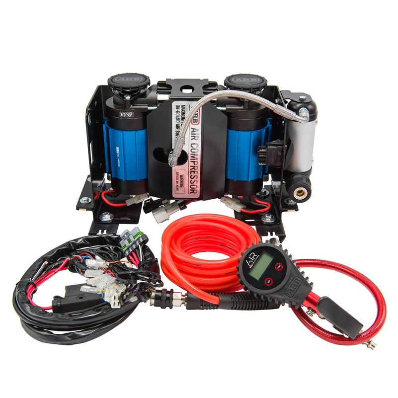 ARB On-Board Twin Air Compressor
