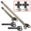 Front Axle Kit with Nitro Excalibur Joints