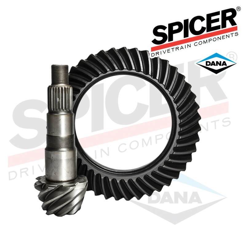 Dana 44 Reverse THICK 4.88 Ring and Pinion