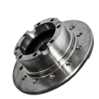 Dana S135 S150 Differential Carrier Case Flange Half 3.38-3.73 Gear Ratios (Ford F550, Chevy GMC C4500 C5500)