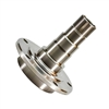 "D44 F150/F250 Spindle, F150, 5 Holes, 6.25"" Long, 6.125"" Flange, 2.0""X1.625"""