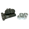 "Ford 9"" Axle Retainer Plate 3/8"" Housing End Bolt Kit, 4 Pcs"