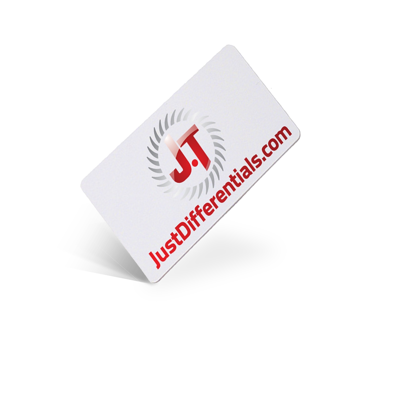 JustDifferentials.com Gift Card