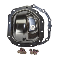 "GM 7.6"" IFS OEM Steel Diff Cover Kit (Incl cover, gasket, bolts, magnetic plug)"