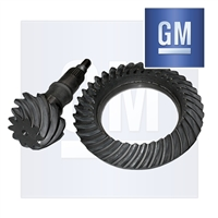 GM 195mm 2.92 Ring & Pinion 10+ Camaro V6