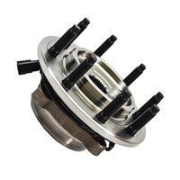"AAM 9.25"" Hub Assembly, 05+ Dodge Ram SRW 4WD"