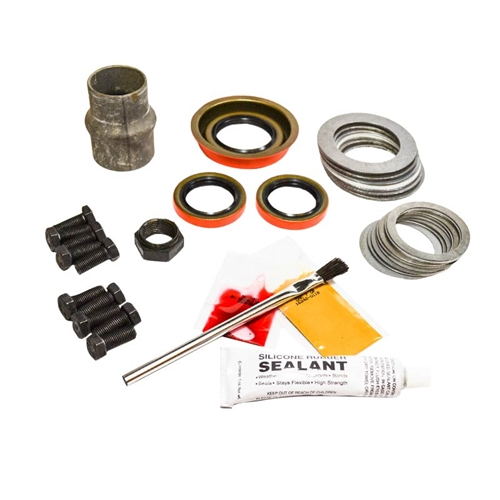 1963-1979 Cast Iron Vette Mini Install Kit
