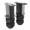 Rear Bumpstops Pair Timbren, 1991-1997 Land Cruiser 80 Series