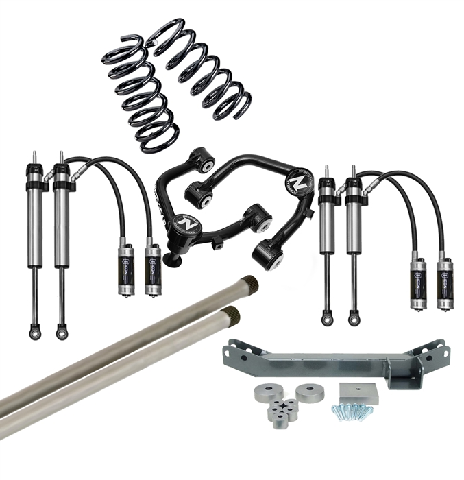 Super Deluxe Suspension Kit