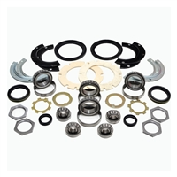 86-95 Samurai Knuckle Kit (Both Sides) W Bearings, Seals, Wipers (Incl Wheel Bearings Seal)