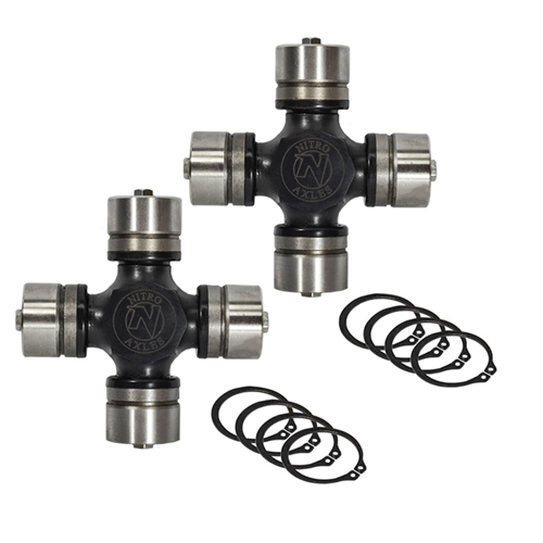 Nitro Chromoly Excalibur Heavy Duty U-Joint Kit