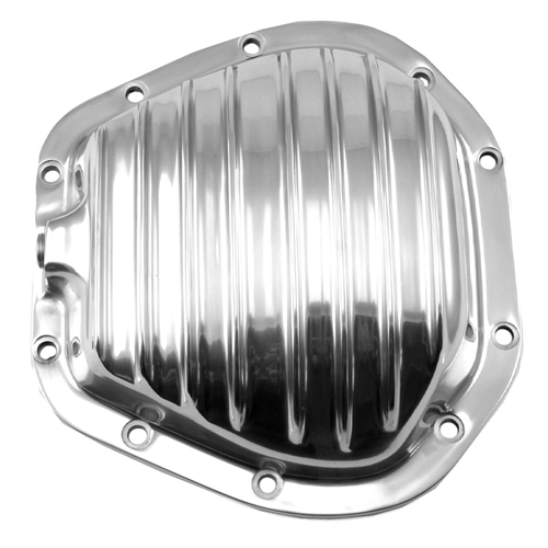 D60 D70 Std Rotation (Not Rev Rotation) Polished Aluminum Cover