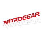 "Nitro Gear Vinyl Die-Cut 12"" Decal"