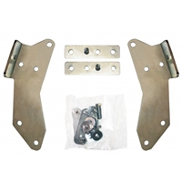 "1988-1998 GMC Truck 1500, 2500 & 3500 - 3"" Rear Bumper Raise Kit by Performance Accessories"