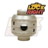 D25 & D27, 10 Spline Lock Right