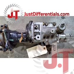 "Toyota, Front Axle Disconnect Actuator & Axle Tube, 7.5""  IFS, A.D.D. Disconnect"