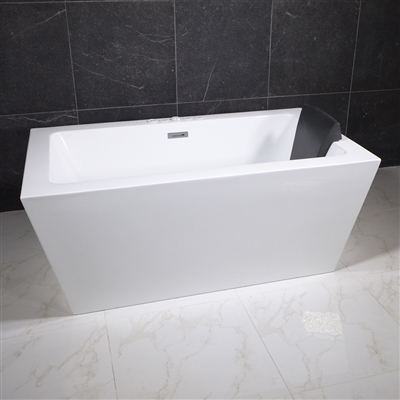 SanSiro Asti67EHS 67x34in End Drain Hydro Spa Tub