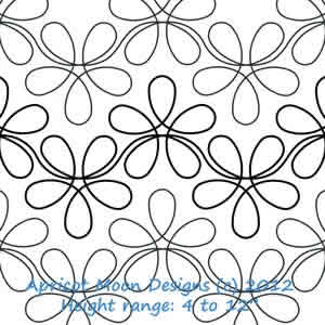 Flower Child | Apricot Moon | Digitized Quilting Designs : digital quilting - Adamdwight.com