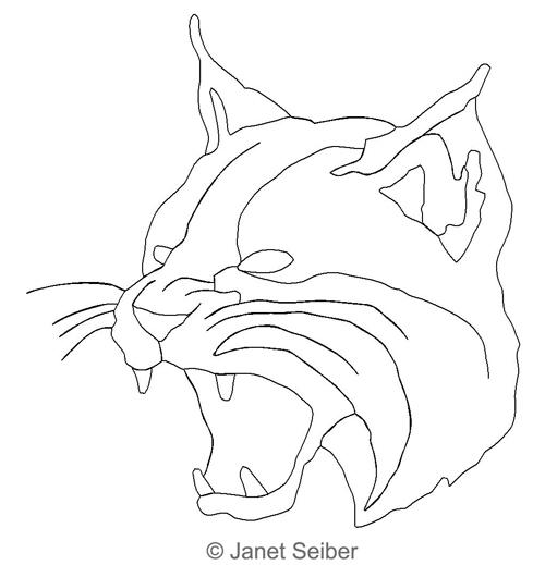 Bobcat Motif