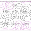 Digital Quilting Design Slick by Lorien Quilting.