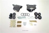 OUO 101022 Traction Bar Hardware Kit - Under Frame Mounts