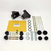 OUO Traction Bar Hardware Kit - Small Flange - Beside Frame Mounts