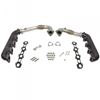 BD-POWER 1041481 UP-PIPE & MANIFOLD KIT