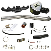 BD-POWER 1045703 RUMBLE B S400 TURBO INSTALLATION KIT