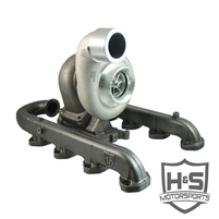 H&S 122002 2011-2016 Ford 6.7L Turbo Kit (Made to Order)