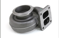 BORGWARNER S300SX 0.91 A/R T4 80/74MM TWIN FLOW TURBINE HOUSING