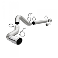"MAGNAFLOW 17872 5"" PRO SERIES FILTER-BACK EXHAUST SYSTEM"