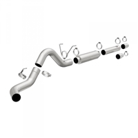 "MAGNAFLOW 17876 5"" PRO SERIES CAT-BACK EXHAUST SYSTEM"