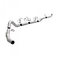"MAGNAFLOW 17880 4"" DOWNPIPE-BACK STAINLESS CUSTOM BUILDER PIPE KIT"