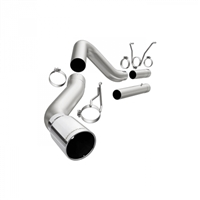 "MAGNAFLOW 18954 5"" ALUMINIZED PRO SERIES FILTER-BACK EXHAUST SYSTEM"