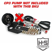 H&S 211004 2007-2016 Cummins 6.7L Dual High Pressure Fuel Kit W/O CP3