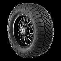 "NITTO 37"" Ridge Grappler 37x12.50R22LT F 127Q"