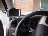 2007.5-2011 Duramax Custom Pillar Mount (with speaker)