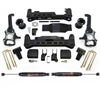 "READYLIFT 44-2575-K 7"" LIFT KIT WITH SST3000 REAR SHOCKS"