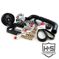 H&S 451003 2004.5-2007 Cummins 5.9L Dual High Pressure Fuel Kit