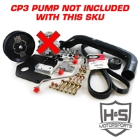 H&S 451004 2004.5-2007 Cummins 5.9L Dual High Pressure Fuel Kit W/O CP3