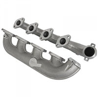 AFE 46-40094 BLADERUNNER PORTED DUCTILE IRON EXHAUST MANIFOLDS