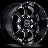 BMF Wheels Novakane Death Metal Black 20x9 8x170mm