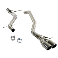 AFE MACH FORCE XP CAT-BACK EXHAUST SYSTEM 49-36401 09-10 Jetta TDI 2.0 + Sportwagen